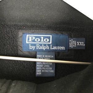 Polo by Ralph Lauren Jackets & Coats - Vintage Polo Ralph Lauren RL Hi Tech Jacket Fleece